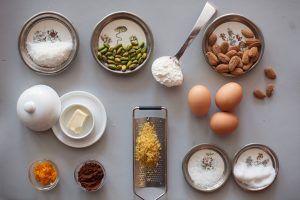 Selección de los ingredientes