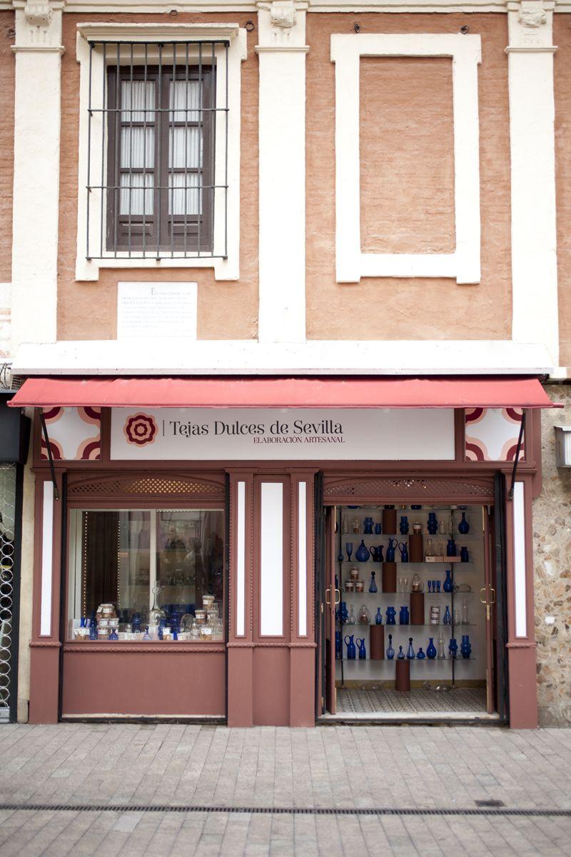 Nuestra tienda en la plaza del Pan