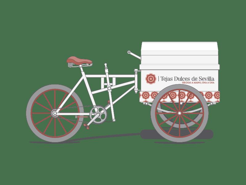 triciclo tejitas
